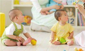 赤ちゃんとママのための「ファーストサイン」教室