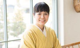 麹料理研究家 小紺有花さんによる食育ミニ講座