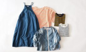 「NATURAL LAUNDRY」「grin」 POPUPストア開催