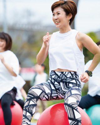女性のためのバランスボールエクササイズ